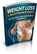 weight loss maintenance basics